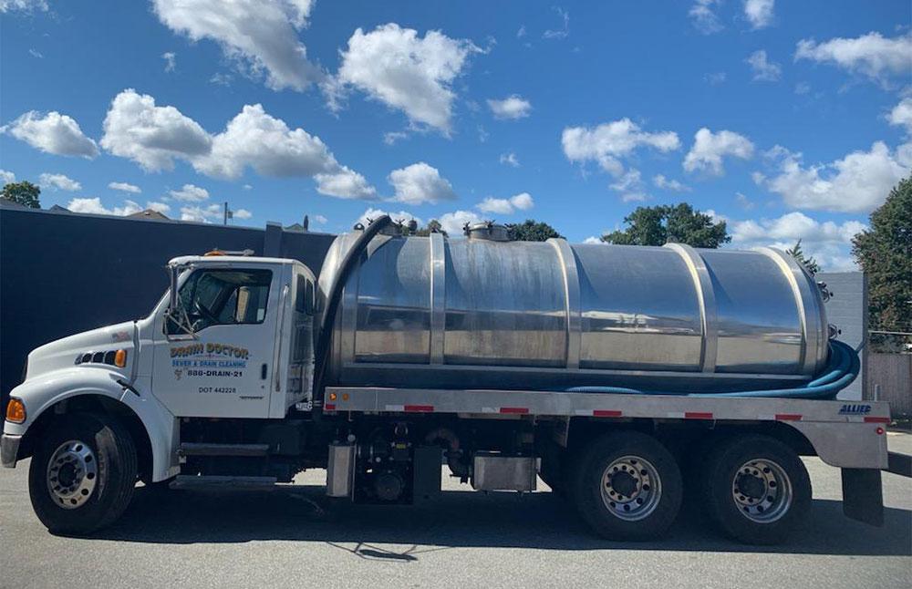 drain doctor truck fleet